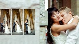 Свадебная книга Екатерины и Валерия